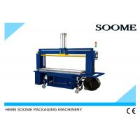 Quality High Speed Auto Box Strapping Machine , PP Belt Automatic Tying Machinery Baler for sale