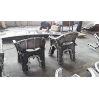 Quality rotational plastic chair, outdoor chair mold for sale