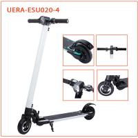 Quality 24V 6.6AH Motorized Kick Scooter Foldable Electric Scooter With LED Display for sale