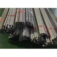 Quality NS3304 Hastelloy Alloy Cold Rolled Strip Heat Treatment For Aggressive Chemicals for sale