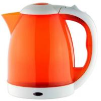 Quality Electric Glass kettle 1.7L with colorful housing for sale