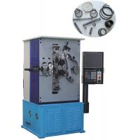 Quality 220V 3P 50/60 Hz 5 Axis Automatic Used Spring Coiler Max Outer Diameter 80 mm for sale