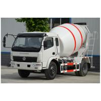 Quality 4m3 concrete mixer truck/small mixer truck/140hp Cummins engine/RHD & LHD/Competitive Price for sale