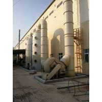 SEFA Ashrae SGS Industrial Air Scrubber System With Transparent PVC / Φ4000 M ×7.3m
