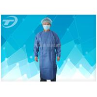 Quality Reinforced Surgical Gowns Disposable Sterile Or Non - Sterile for sale