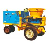 Quality Wet Mix Concrete Shotcrete Machine Applied to Coal Mining, Tunnel and Underground engineering for sale
