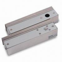 Quality Stainless Steel Bracket for Frameless Glass Door, Measures 205 x 58 x 46mm for sale