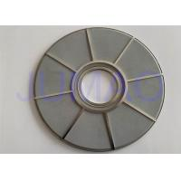 Quality BDO MDI And TDI Sintered Filter Discs Made By Multi - Layers Wire Mesh for sale