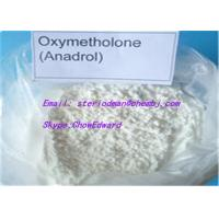 oxymetholone analysis