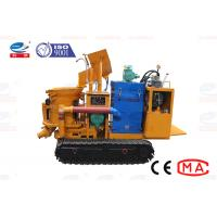 Quality Dry Damp Concrete Shotcrete Machine Low Dust With Compact Structure for sale