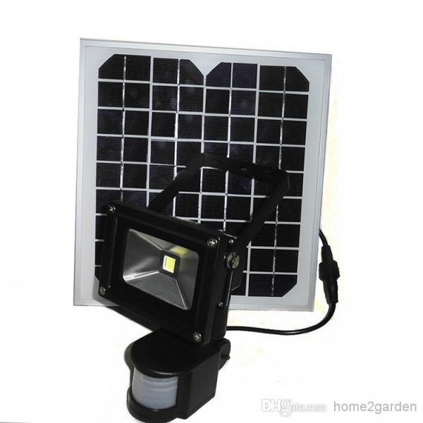 Wall Top Solar Lights : Super Bright Waterproof Solar LED Flood Lights Security Night Light Wall Lamp of ...