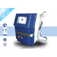 Buy cheap 1064nm / 532nm Q Switched Nd Yag Laser Tattoo Removal Machine 1HZ ~ 10HZ from Wholesalers