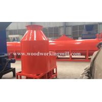 Quality Wood shaving dryer machine with hot air recycle design for sale