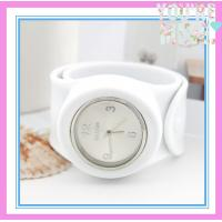 China silicon watch,silicone slap watch,silicon watches ladies,new types watch on sale
