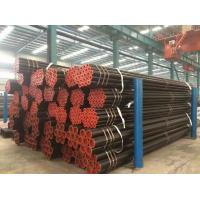 China S235JR / Q235B Seamless Carbon Steel Pipe , Steel Pipe Pile on sale