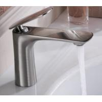 China Contemporary Bathroom Sink Faucets , Modern Bathroom Faucets With Single Handles on sale