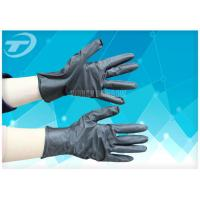 Quality Dip Flock Lined Medical Disposable Gloves For Electronic And Instrument Industry for sale