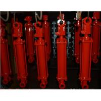 Agriculture tie rod hydraulic cylinder