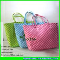 Luda Customized Pp Woven Strap Shopping Bag Cheap