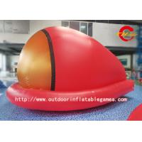 China Fire Resistance Inflatable Model Model Brand Sports Shoes With Hand Printing on sale