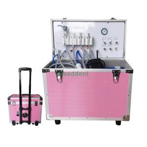 Quality Portable Dental Unit with Air Compressor & Saliva Ejector / Dental Equipment  SE-Q039 for sale