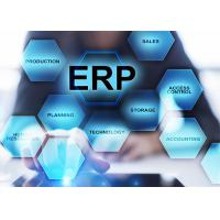 China Web Based ERP Software Cloud Services / Cloud Enterprise Resource Planning For Financial Accounts on sale