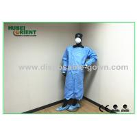 Quality Non Textile Disposable Medical Protective Clothing Anti Apray for sale