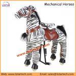 Quality Zebra Ride on Horse in Rocking Pony, Ride On Horse, Ride On Pony, Riding Horse Go Pony for sale