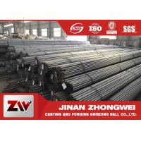 Quality Highly hardness Grinding Rods 45# 60Mn B2 B3 steel round rods for sale