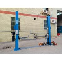 Quality Single Manual Release Lock Hydraulic Car Lift 2 Post Auto Lift for sale