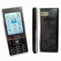 Quality GSM Double-frequency Digital Mobile Phones/Qwerty Dual-SIM Card Phones with Touch Color Screen for sale