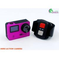 China High Resolution 0.95' OLED Remote Control Action Camera Full HD 4K Wifi With 1080P 60fps on sale