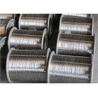 Quality Anti Fatigue Thin Steel Wire SUS 201 304 Customized For Chemical / Construction Industry for sale