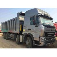 Quality Powerful 371 Horse Power Heavy Duty Dump Truck For Construction And Transportation for sale