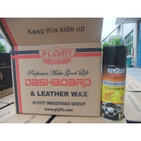 Quality OEM Cockpit Leather Car Care Products Dashboard Wax Spray Anti Fouling for sale