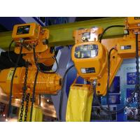 Quality HHBB electric chain hoist with trolley ,1ton-5ton for sale