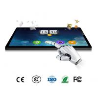 """Buy cheap Kiosk Capacitive Touch Screen Monitor , 43"""" Industrial LCD Monitor PCAP IP65 from wholesalers"""