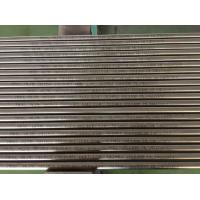 Annealed Nickel Alloy Pipe , Hastelloy C 276 Seamless Galvanized Steel Pipe DIN 2.4819