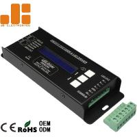 Buy DMX512 Decoder LED Dimmer Controller With RJ45 Pluggable Terminals 300g at wholesale prices