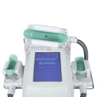 Buy Vertical Cryolipolysis Fat Freezing Machine Cellulite Removal Vacuum Pressure at wholesale prices