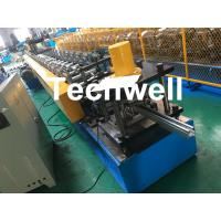 Quality Steel Structure Guide Rail Cold Roll Forming Machine for Making Elevator Electrical Wiring Guide Tracks for sale