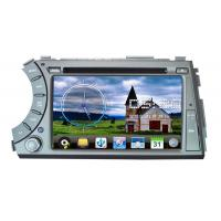 Quality WinCE 6.0 Nissan Navigation System For SSANGYONG ACTYON , Car DVD Player Navigation System for sale