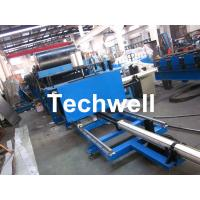Buy Polyurethane Sandwich Panel Production Line For Color Steel With PLC Touch at wholesale prices