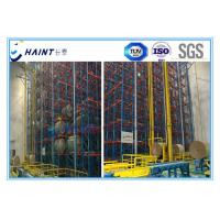 Quality AS RS Fully Automated Warehouse System Intelligent Control With Stacker Crane for sale