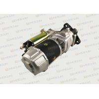 Quality PC600-6/7 6D140 Tractor Engine Parts Starter Motor 11T For Komatsu for sale