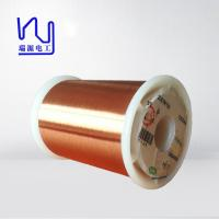 Quality Copper Winding Ultra Fine Magnet Wire For Relays / Transformer / Solenoids for sale