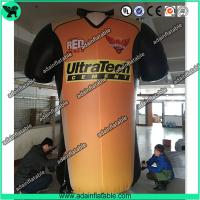 Quality Cloth Promotion Inflatable T-Shirt Model/ Advertising Inflatable Cloth Replica for sale
