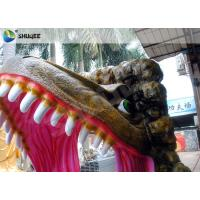 Quality Dinosaur House 6D Cinema Movies Theater With JBL Sound System Equipment for sale