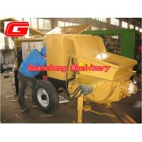 Quality High performance and energy-saving stationary concrete pump HBT40RS for sale