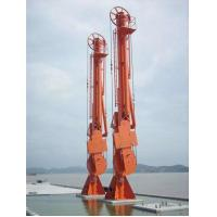 China Manual operated marine loading arm for 5,000 tons ~ 300,000 tons ship adjustable support jack  drain connector on sale